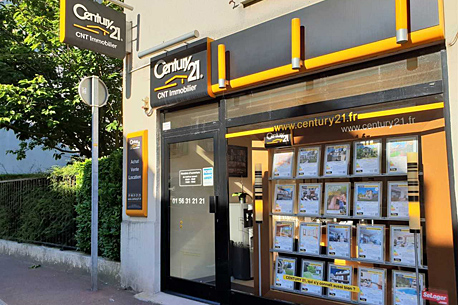 Agence immobilière CENTURY 21 CNT Immobilier, 94430 CHENNEVIERES SUR MARNE